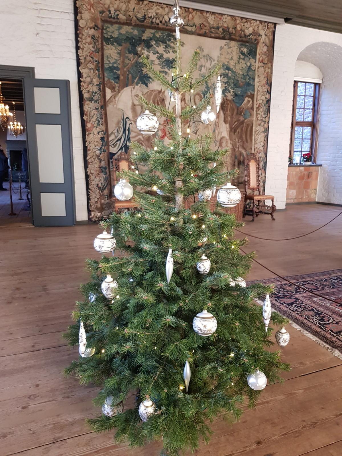 Jul på Akershus slott