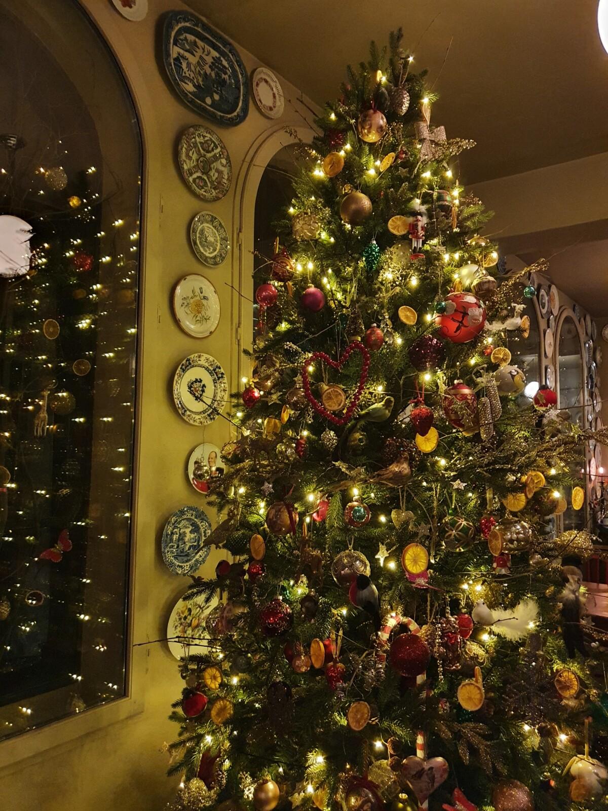 Jul på Lokstallen