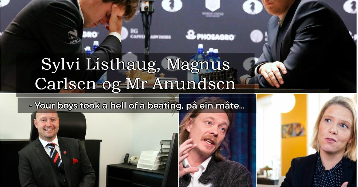 carlsenlisthauganundsen