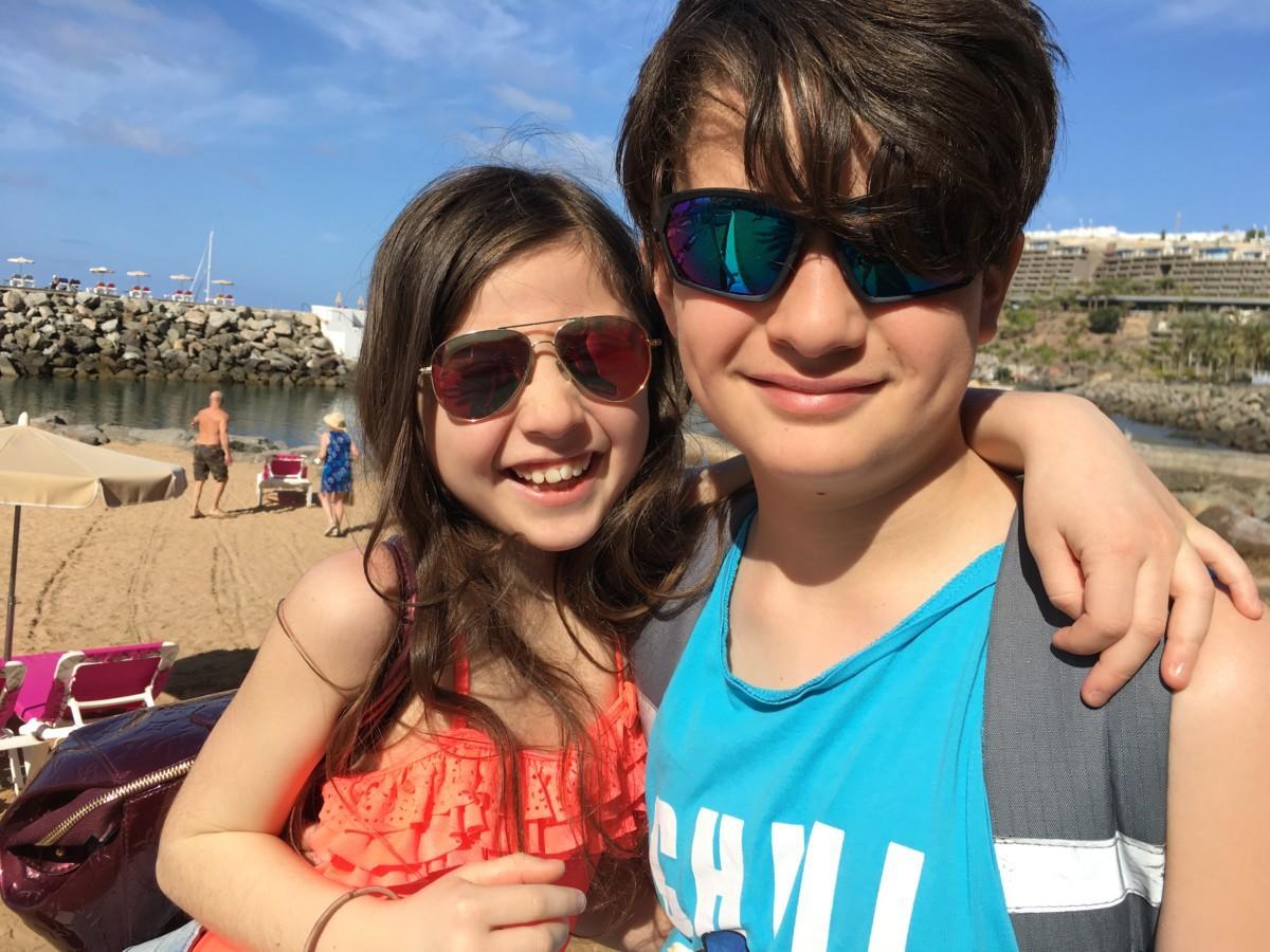 Sydenbarna vender hjem til Gran Canaria