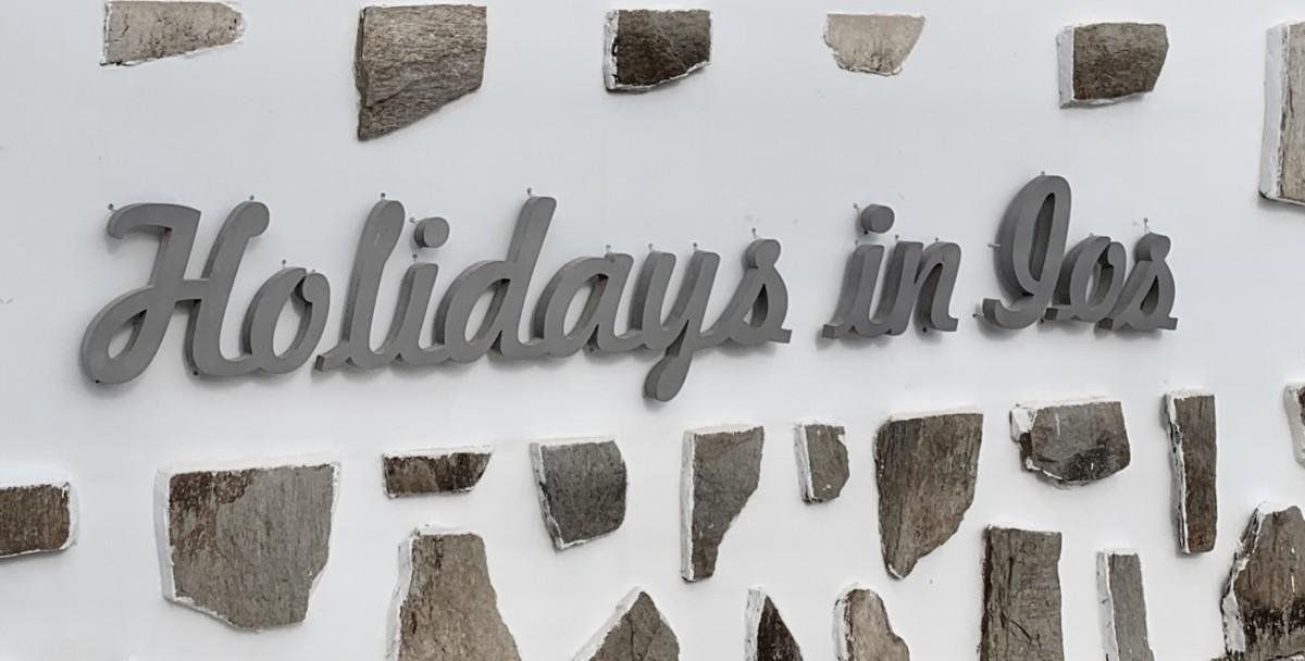 Holidays In Ios... Jennifer Moi & Sydenbarna Blogg