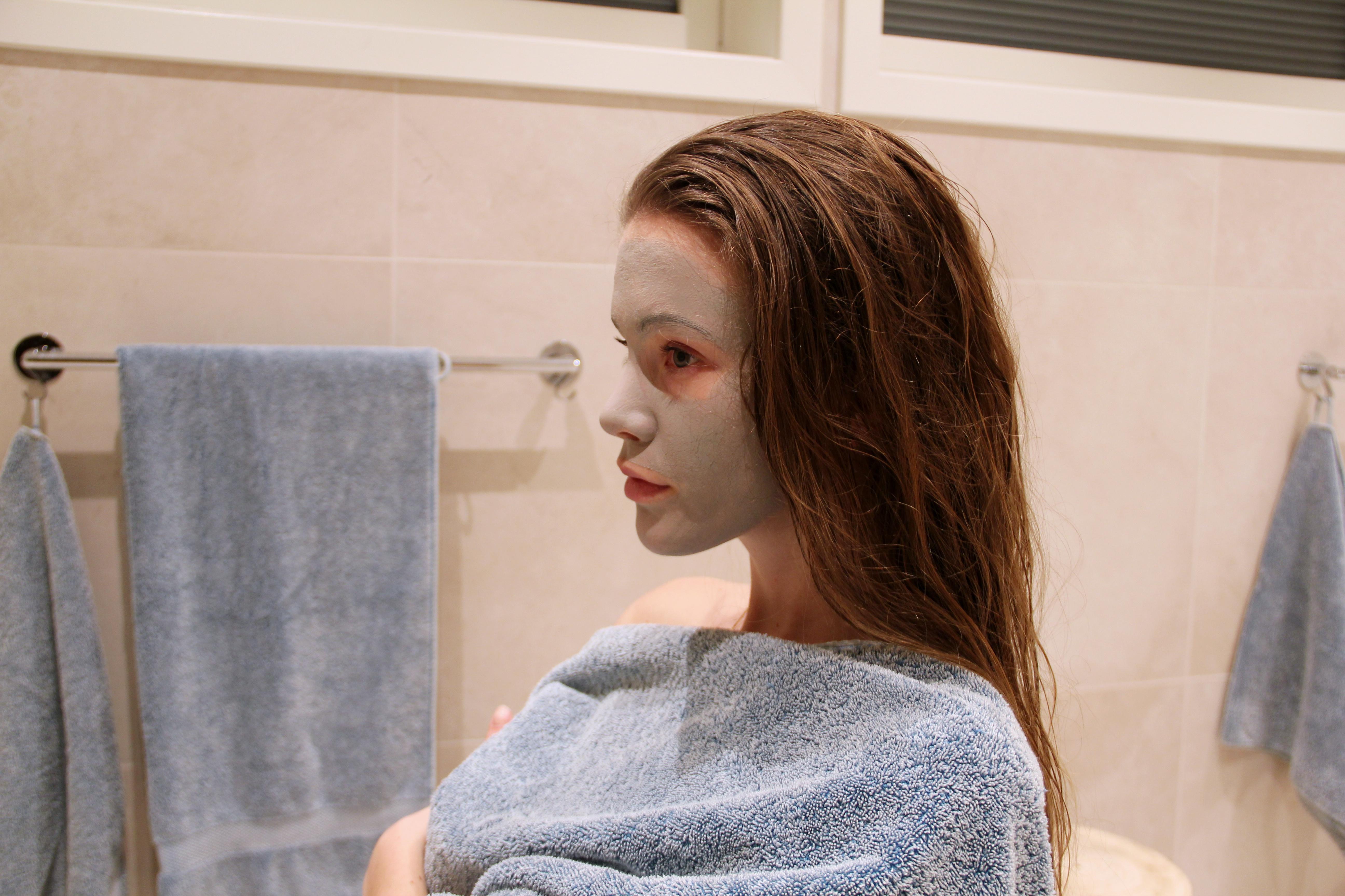 Ansiktsmaske Vichy Spa Selvpleie