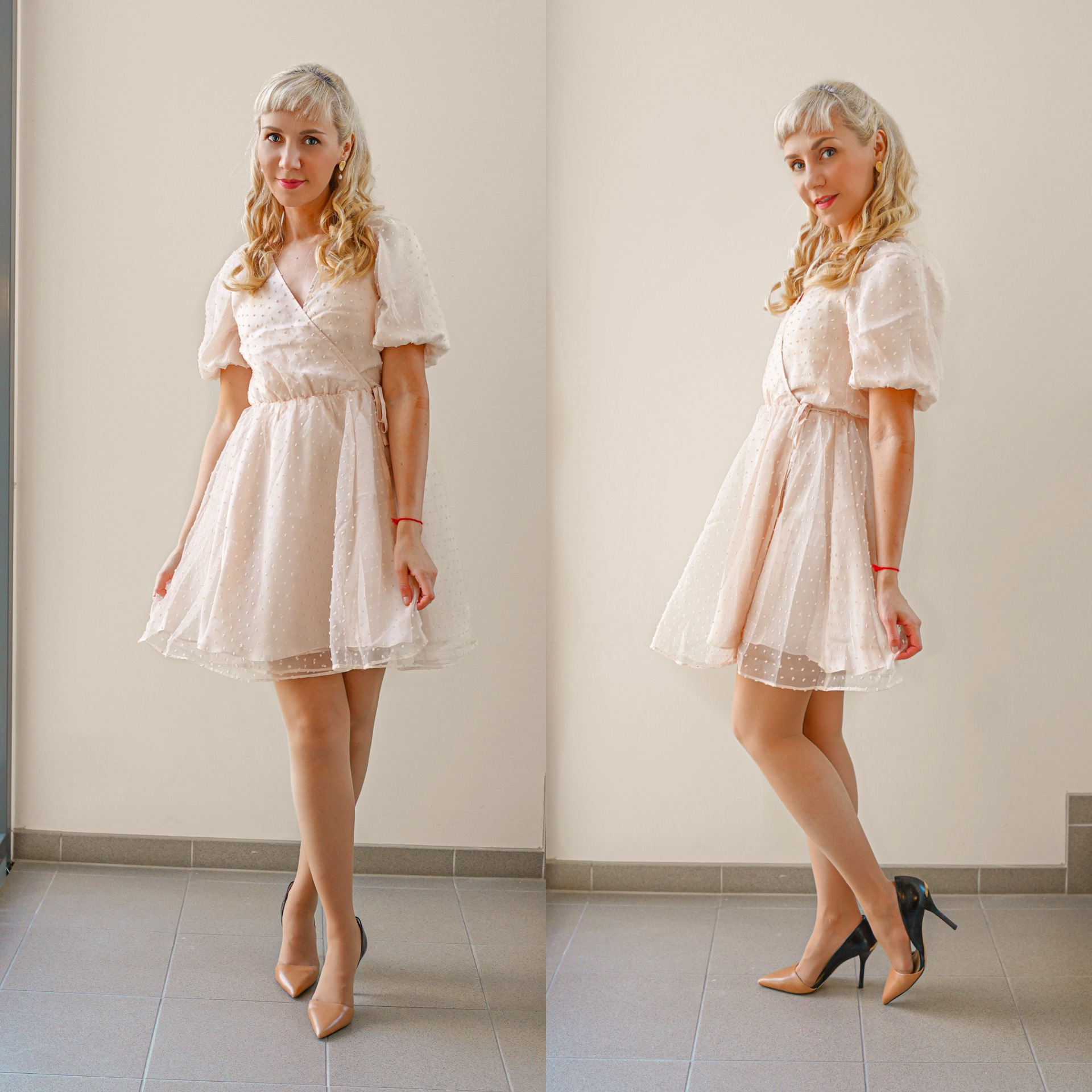 whites kjole