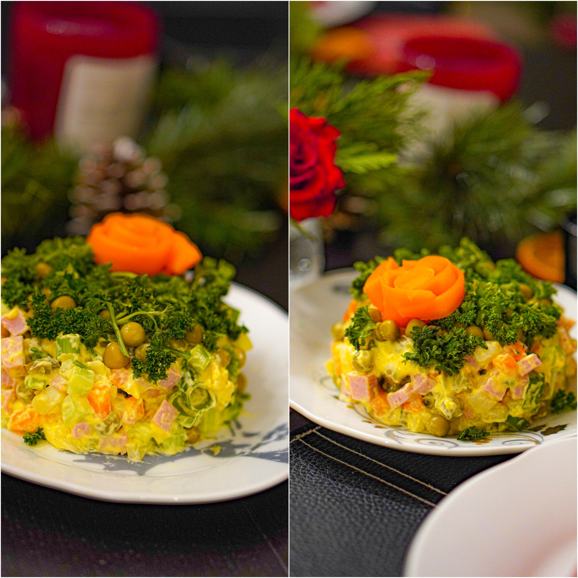 russisk salat