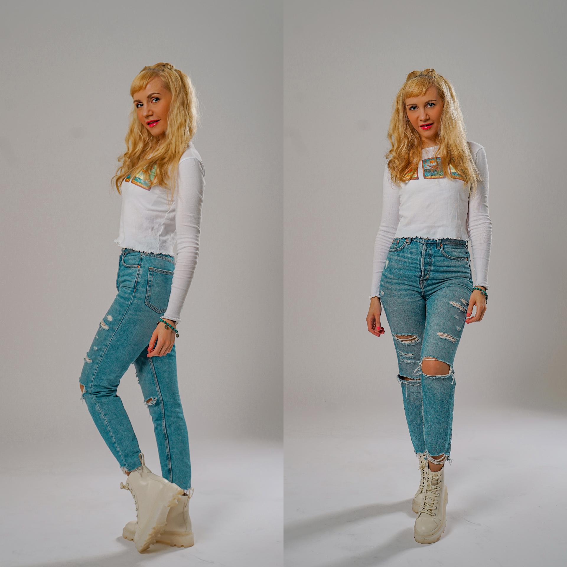 Studio jeans