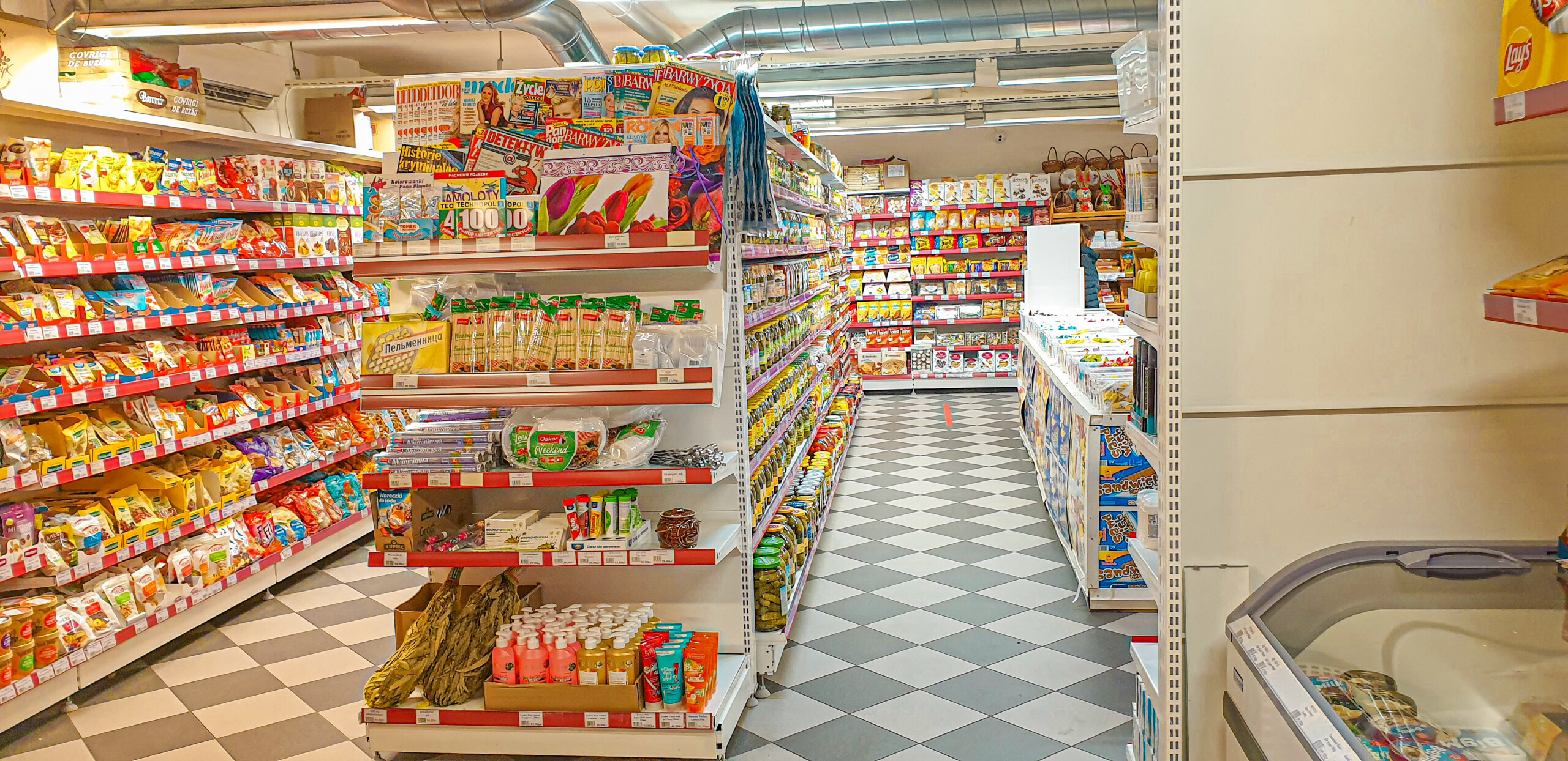 Russiske butikken