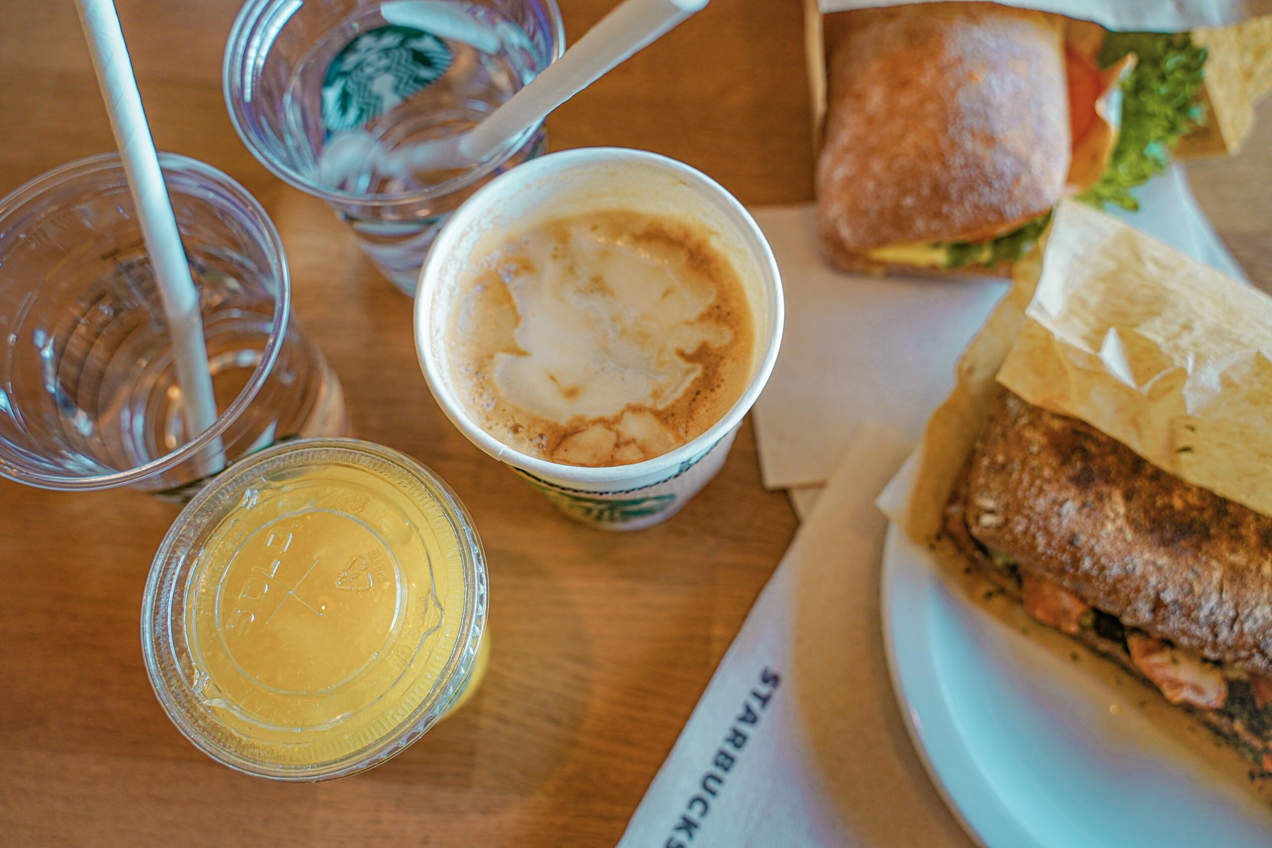 frokost starbucks