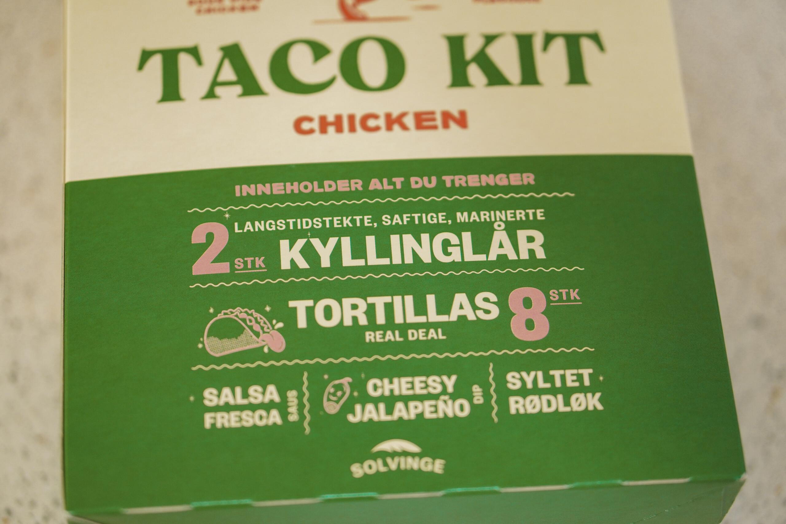 fredags taco