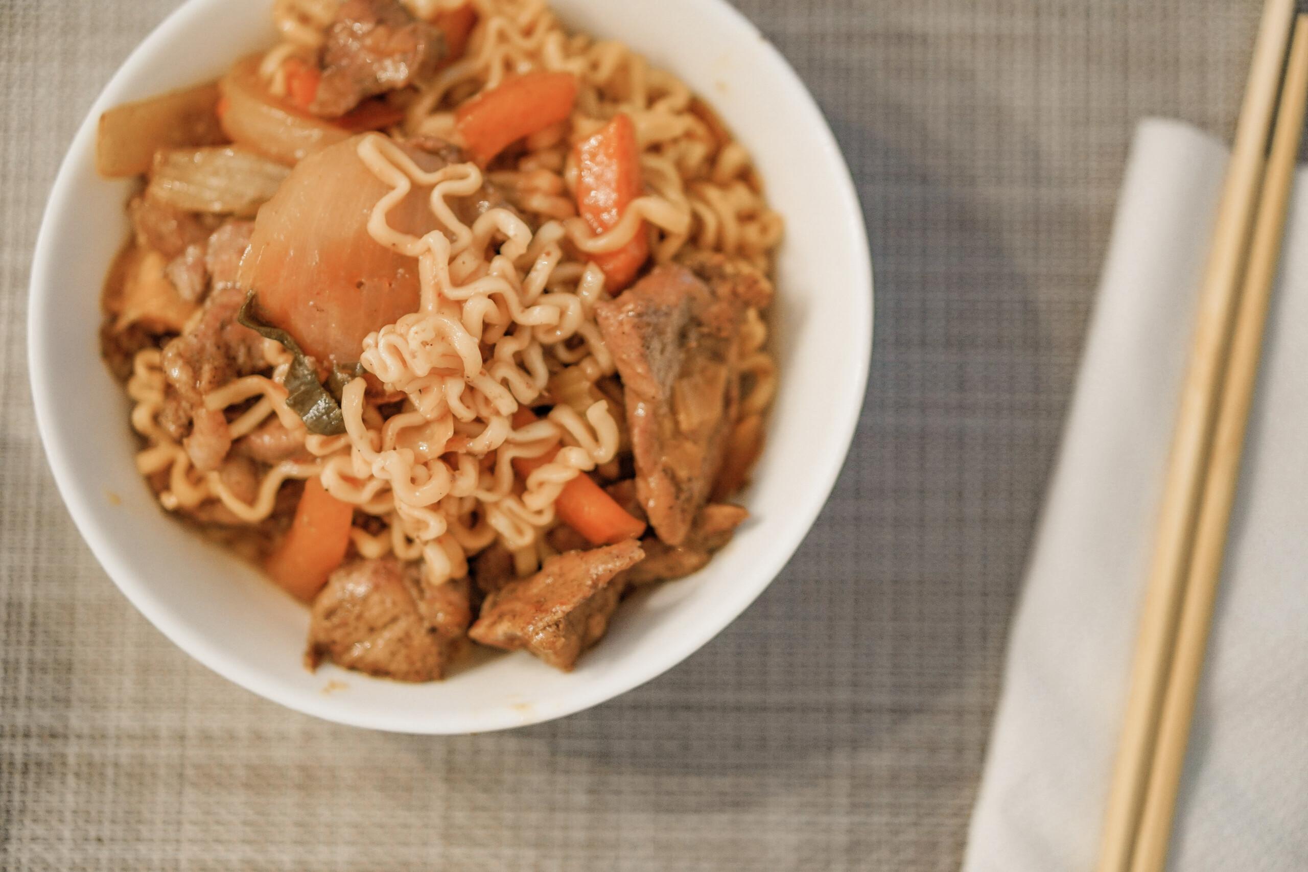 wok koreansk