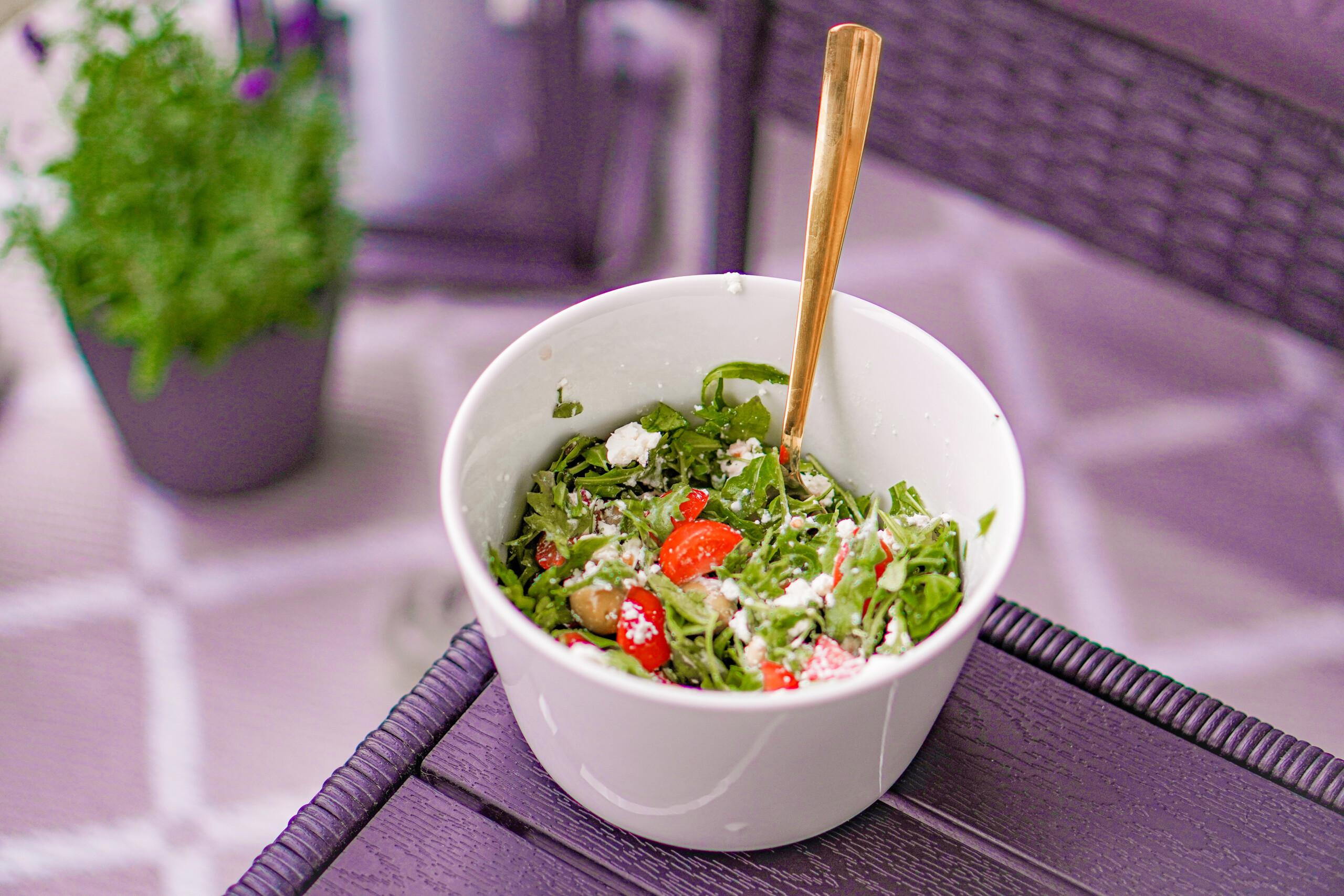 grill salat