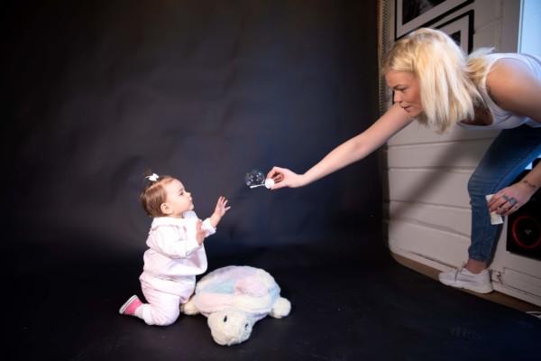 TIPS TIL BABY PHOTOSHOOT