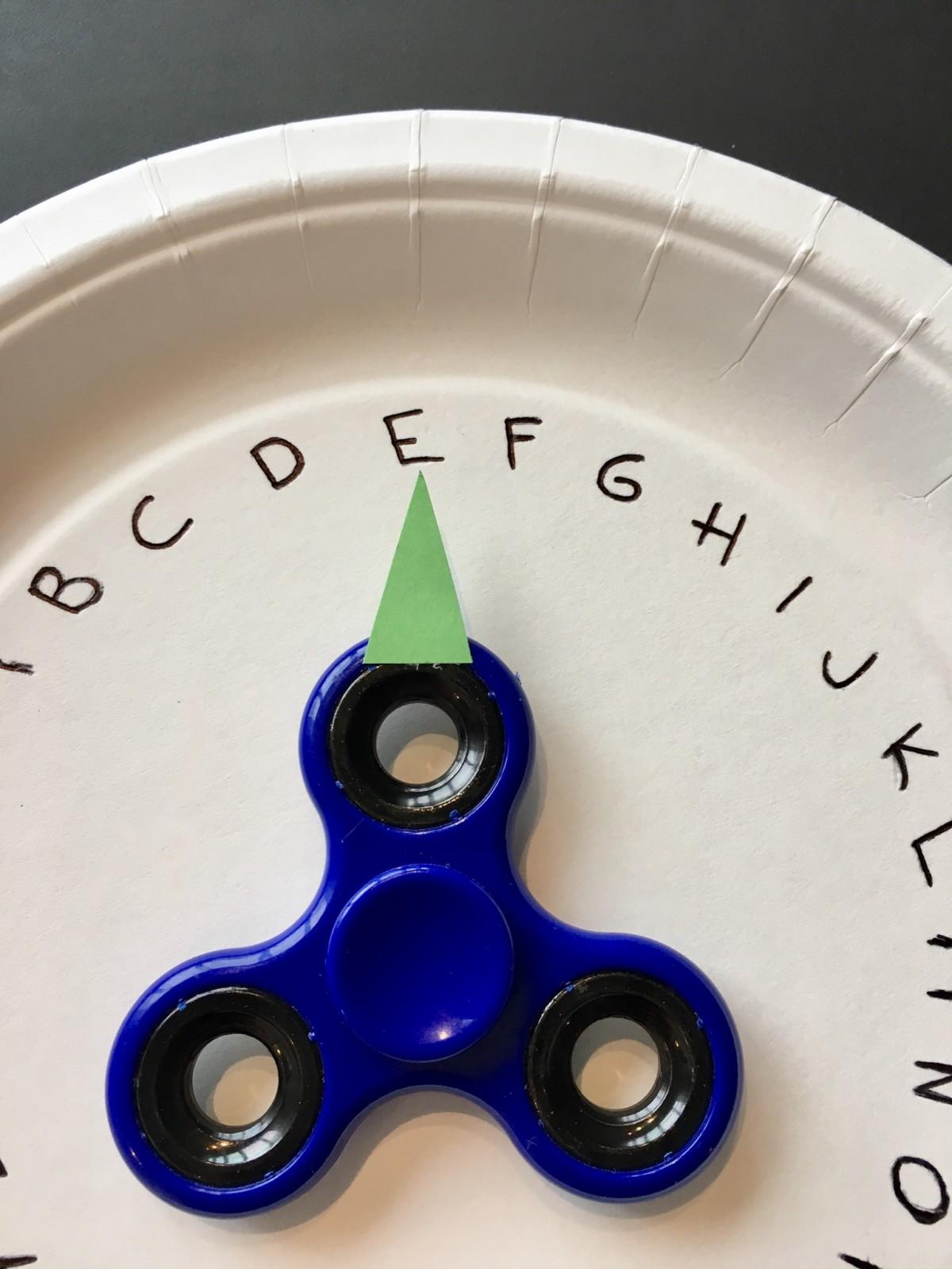 Lære bokstaver