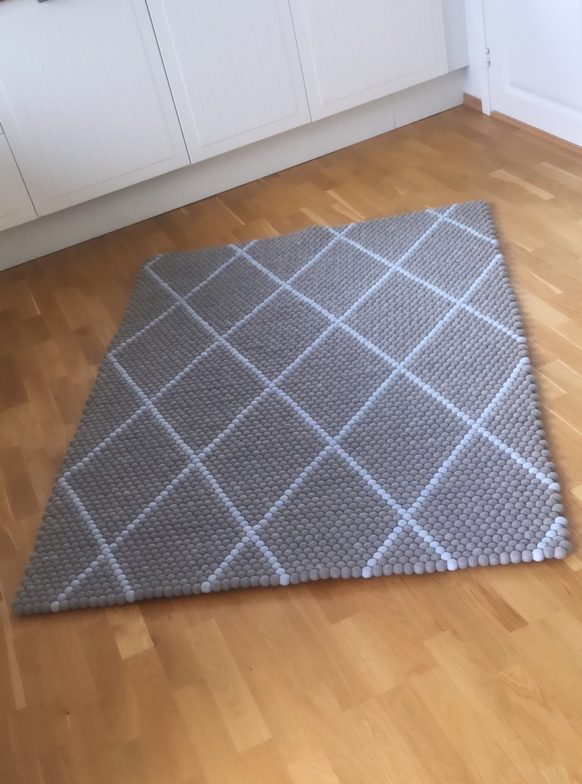 DIY gulvteppe