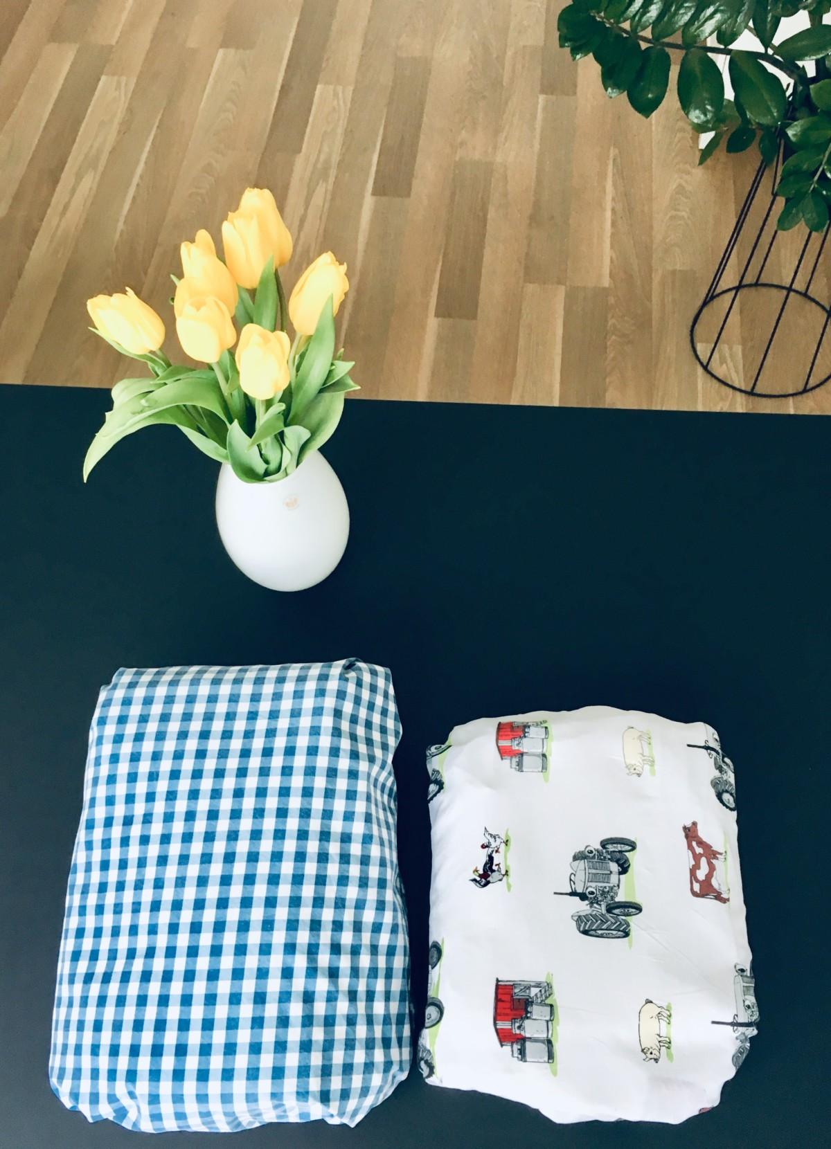 Oppbevaring av sengetøy