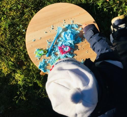 Aktivitet sykt barn