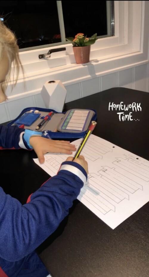 Lekser første klasse tips