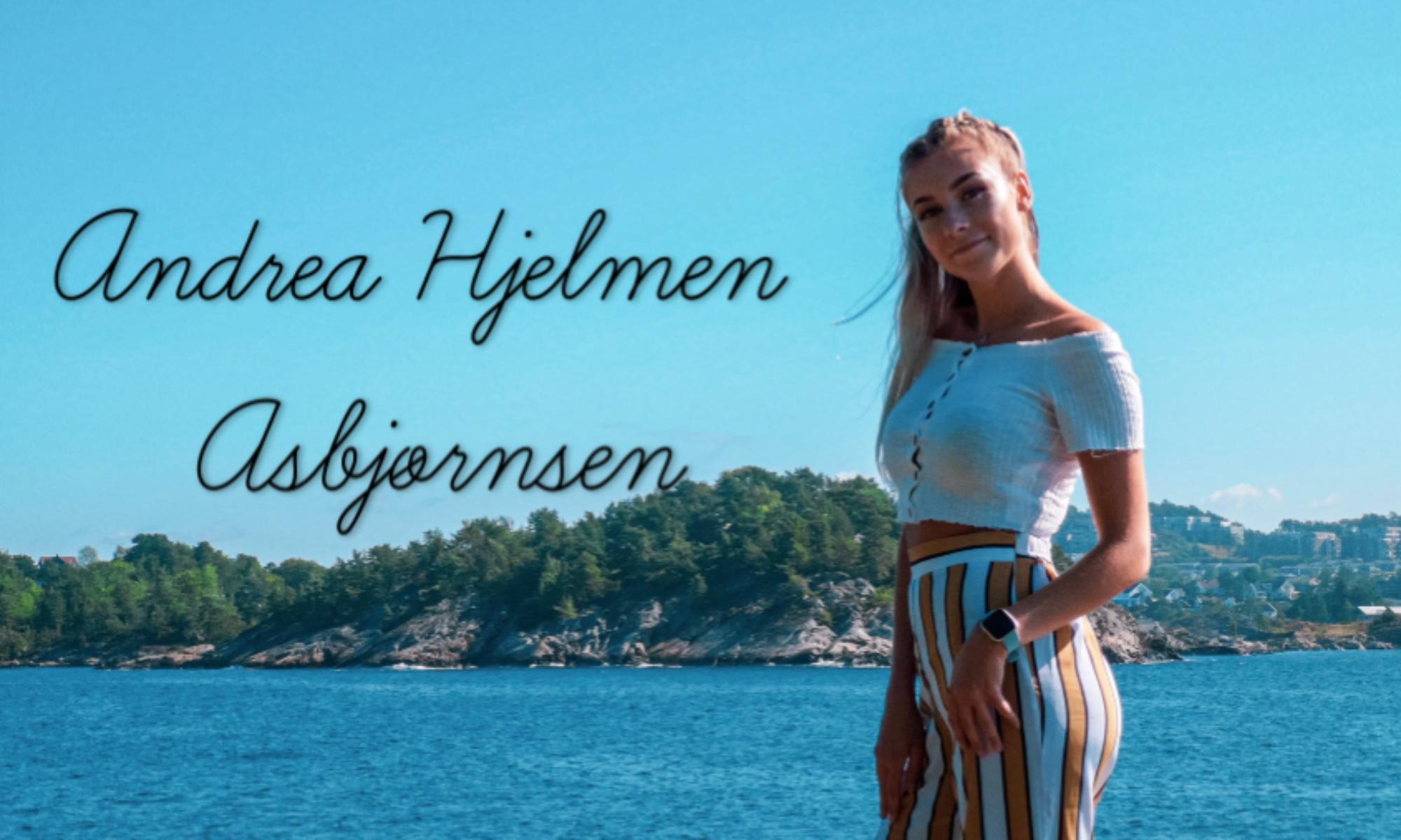Andrea Hjelmen Asbjørnsen