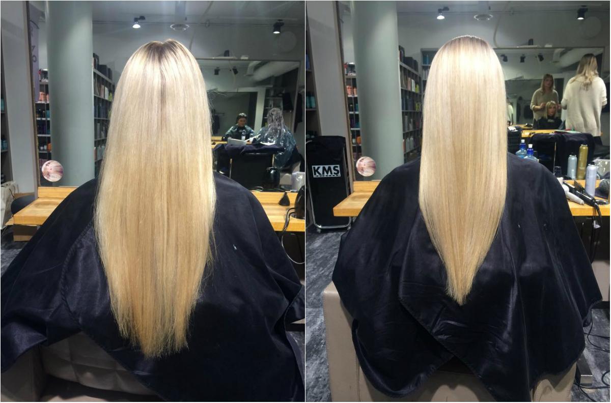 håret hihi