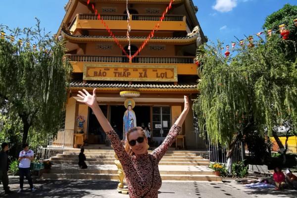 Giác Lâm Pagoda