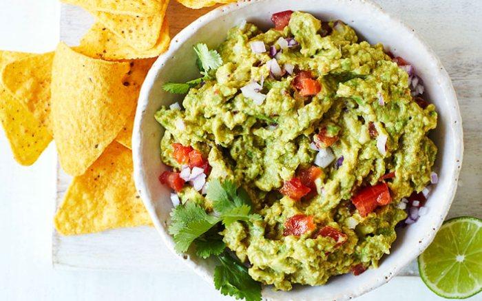 Lag verdens beste guacamole