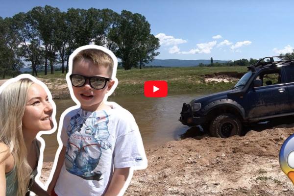 OMG, WE GOT STUCK! (VIDEO)