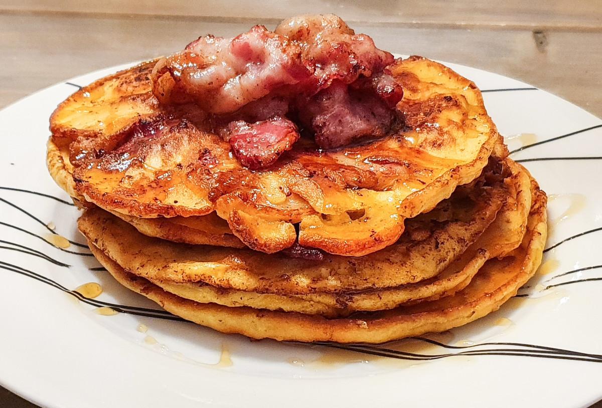 Feitetirsdagens pannekaker