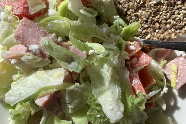 Dagens frokost og lunsj hos «The Gryders»: