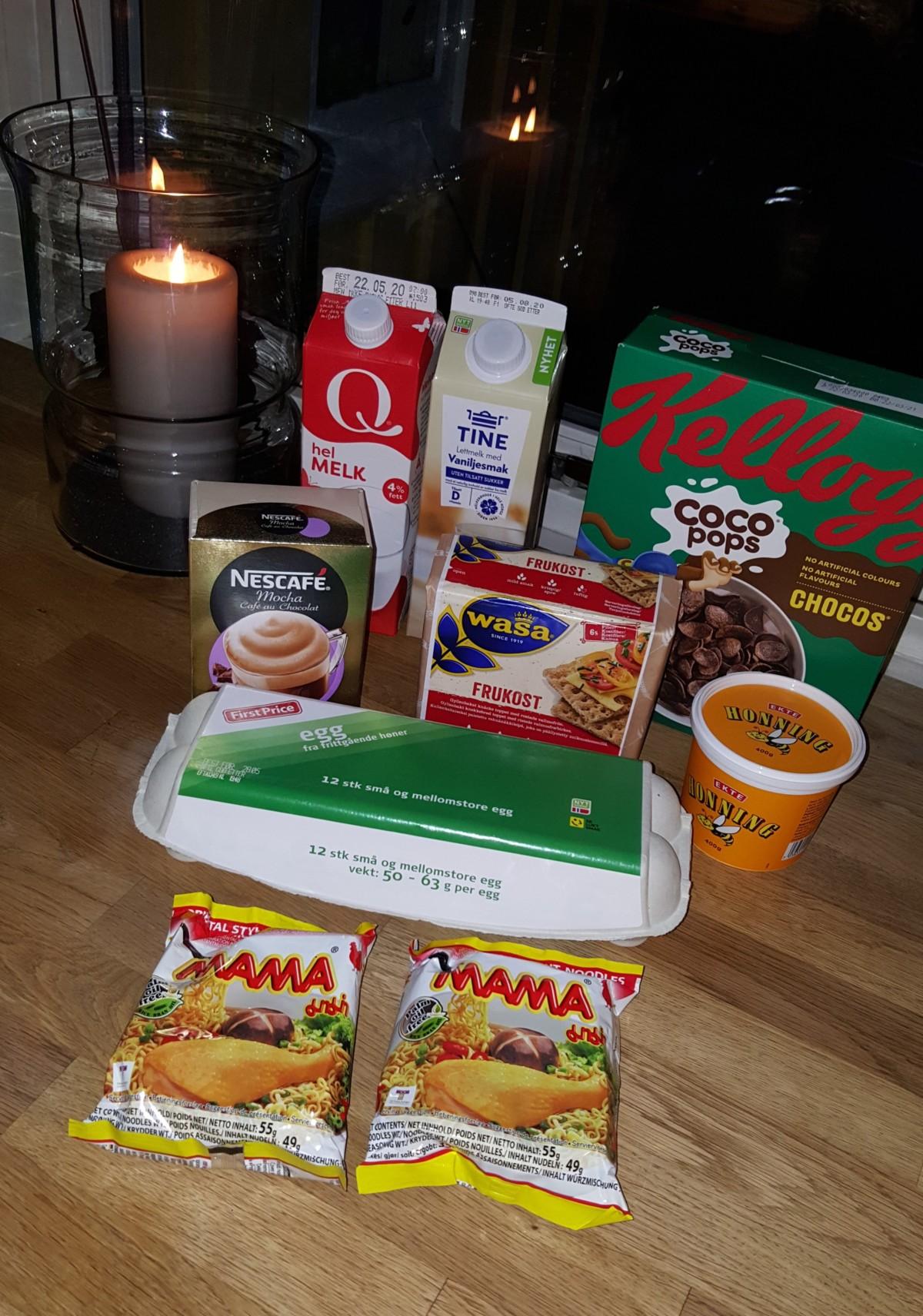 mathandel-newin-innkjøp-kjøp-shopping-matshopping-matinnkjøp-mat-handling-handel-laks-saft-middag-godteri-bloggno-blogg-isalicious-blogger-blogging