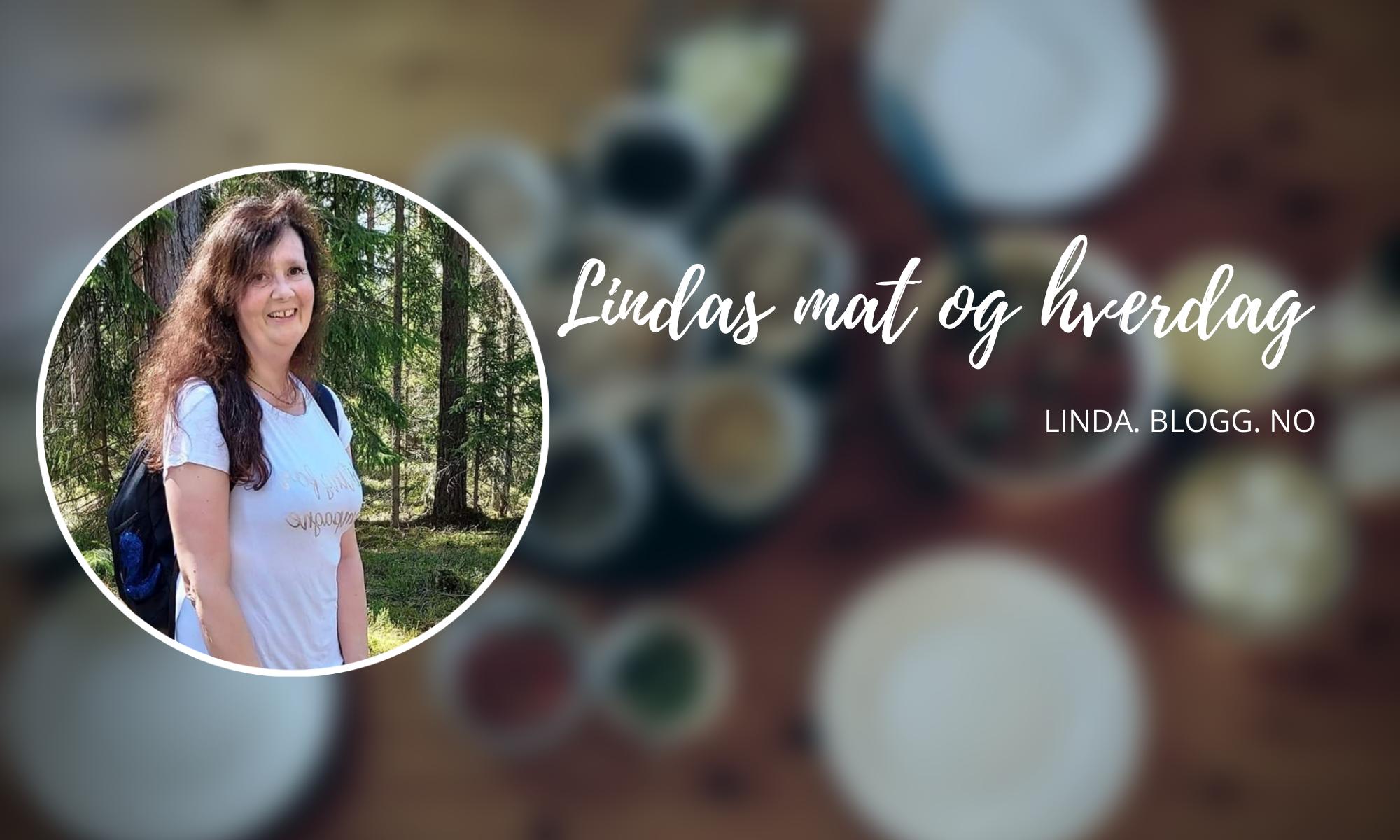 Lindas mat og hverdag