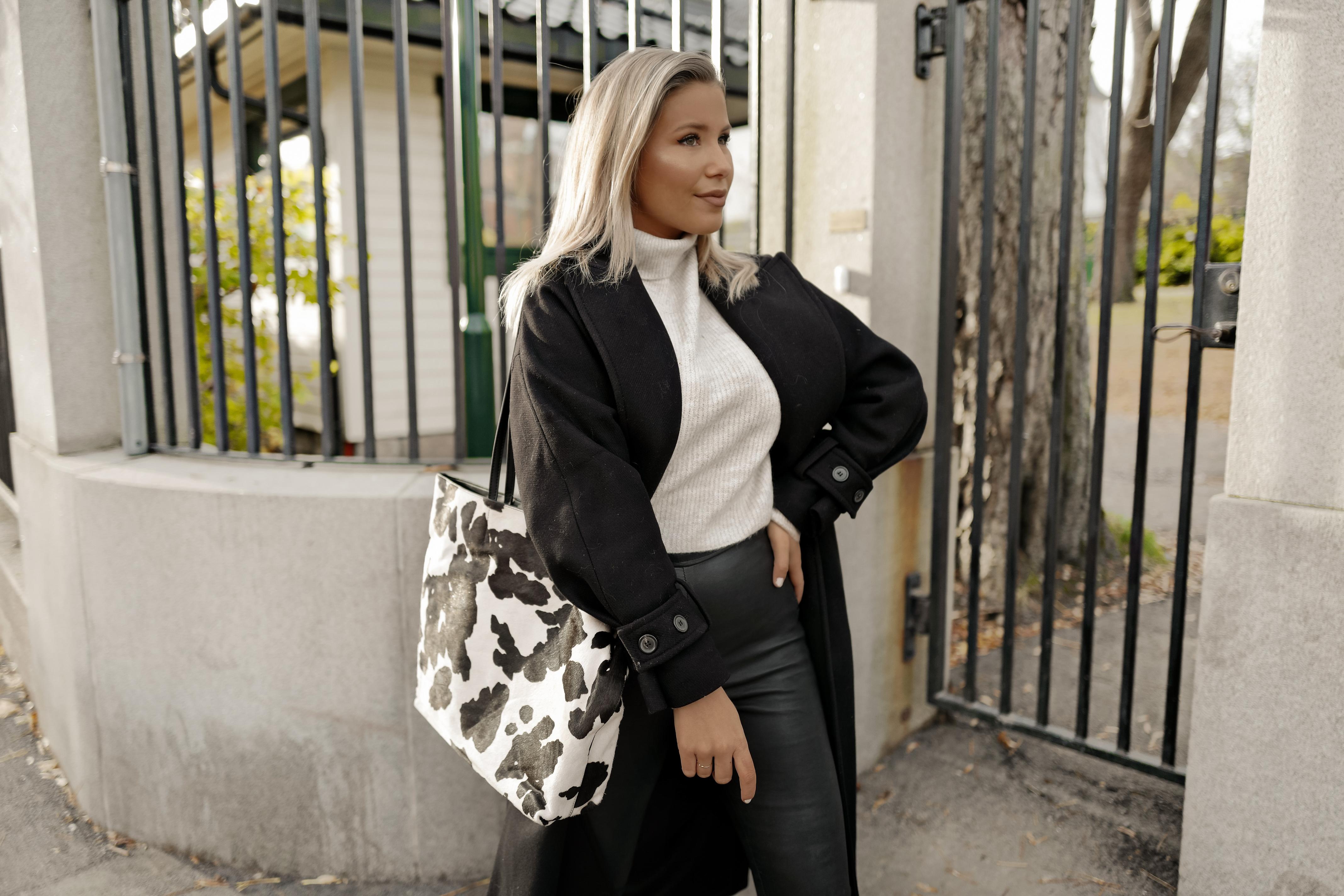 Andrea Badendyck – TODAYS OUTFIT