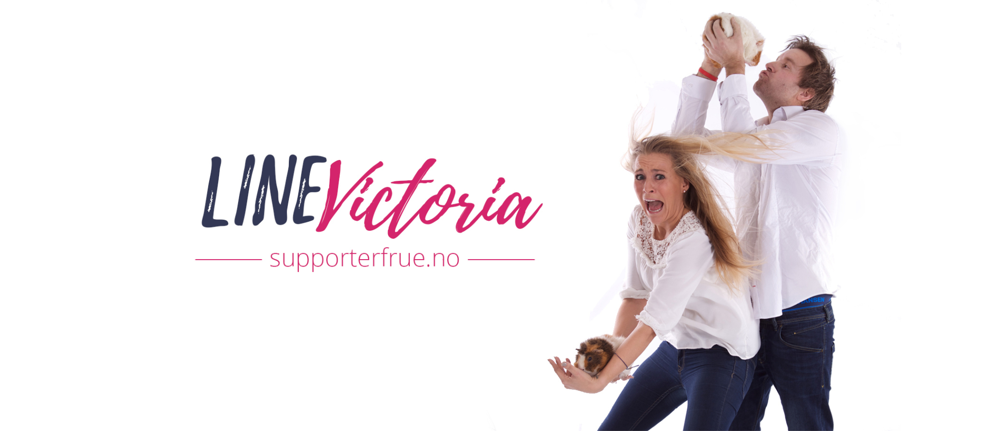 Supporterfrue - Line Victoria Husby