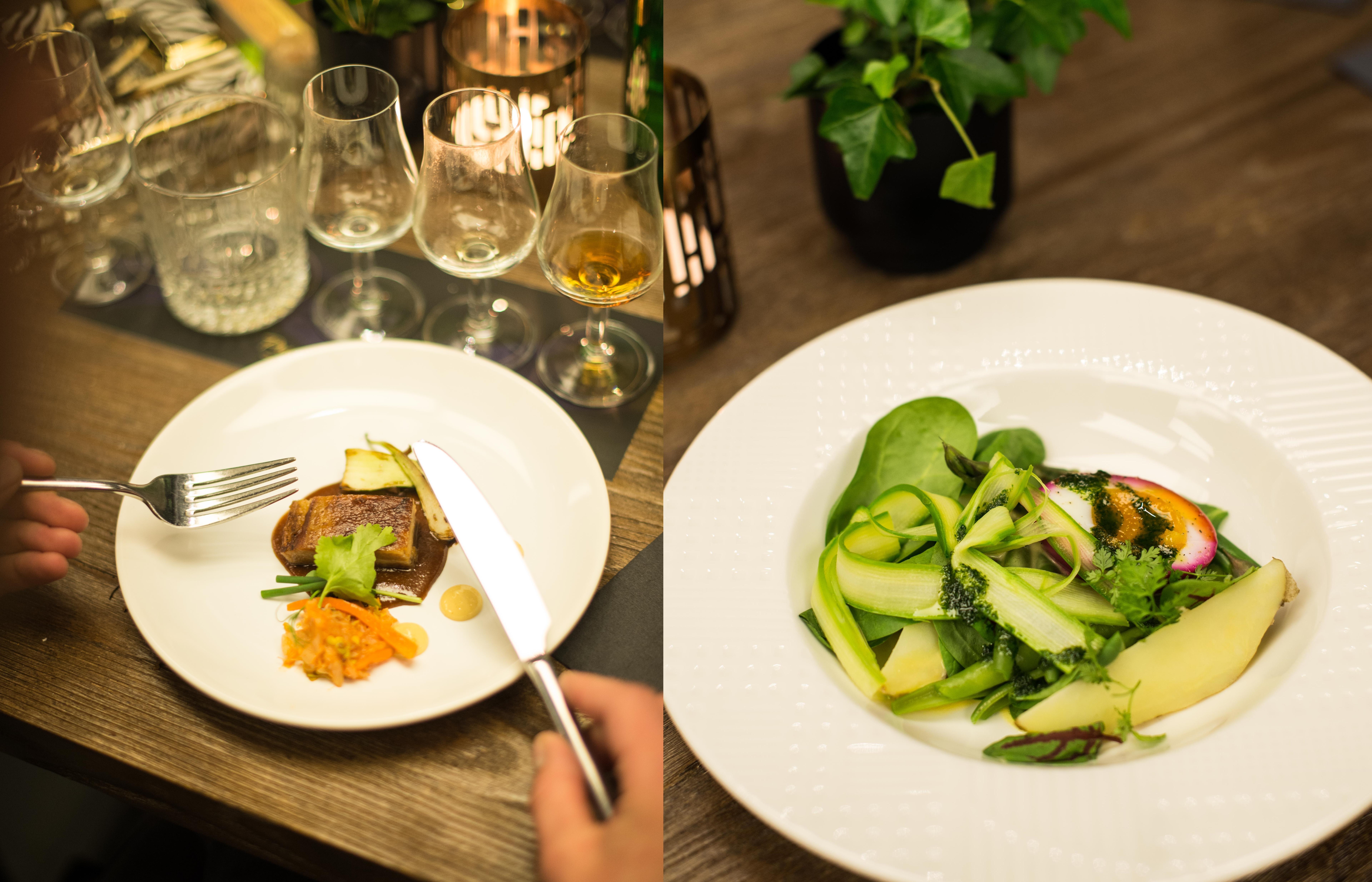 Den nye menyen i Eliksir– En fest for øynene og smaksløkene