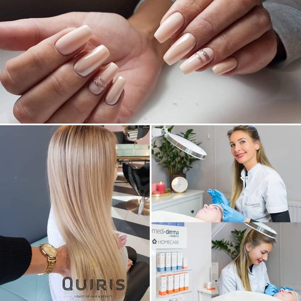 Quiris House of Hair & Beauty i Gdańsk – profesjonalisme og kvalitet på ett sted