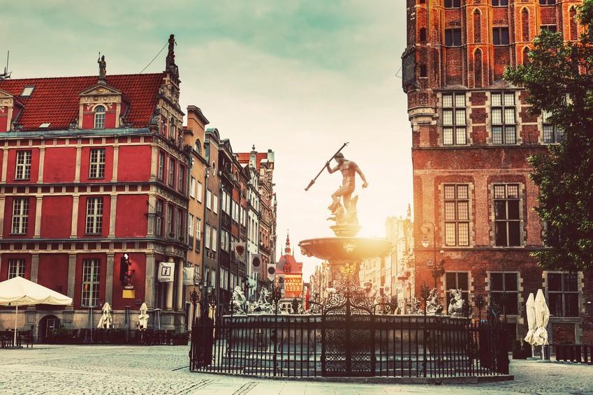 Kommende helg i Gdańsk