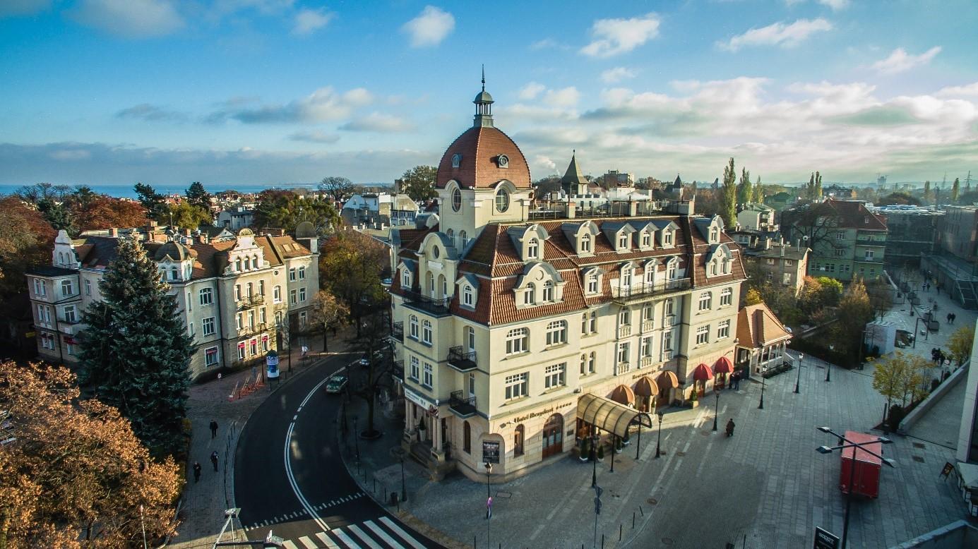 Hotell Rezydent i Sopot – et eksepsjonellt sted for deres bryllup
