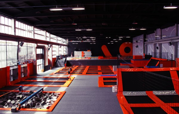 Jumpcity – de største trampolinparkene i Polen