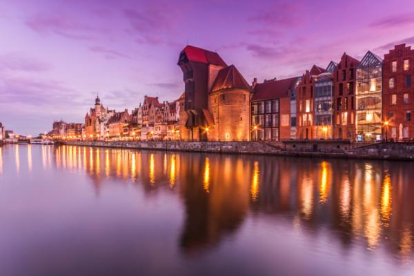 10 beste stedene å besøke i Gdansk