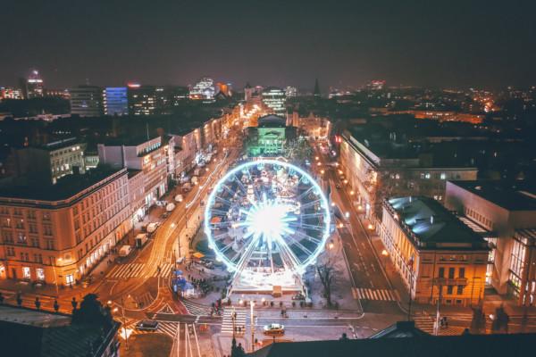 Julemarkedet i Poznan