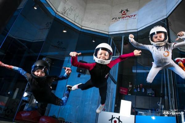 Gjør drømmen din til virkelighet og fly! Du kan gjøre det bare i FlySpot!