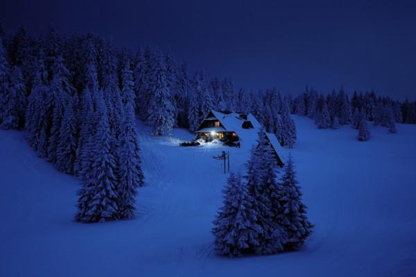 Den første vinterdagen