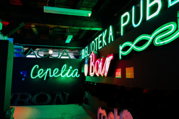 Neon Museum i Warszawa – et av de beste museene i Europa