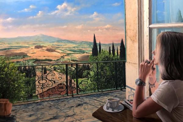 Art Paint- kunst som er innen rekkevidde