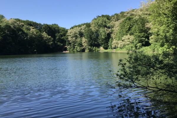 Emerald Lake i Szczecin (Jezioro Szmaragdowe)