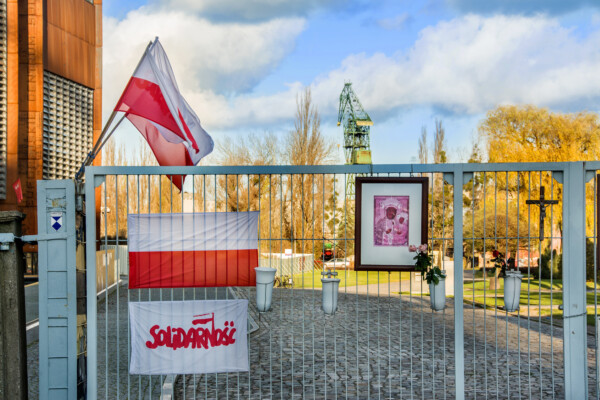 Lech Walesa- symbol på kampen for frihet