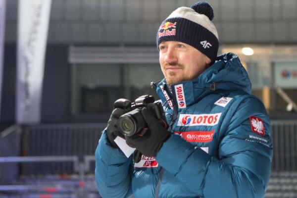Adam Małysz- den mest kjente polske skihopperen
