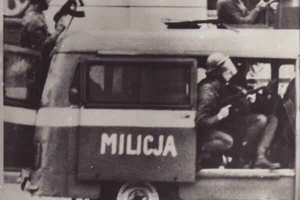 Unntakstilstand i Polen – 13. desember 1981