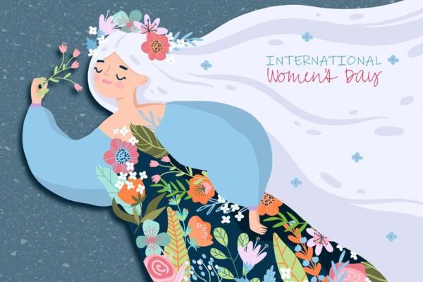 8. mars- Den internasjonale kvinnedagen