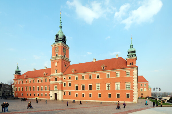 5 ting du ikke visste om Kongeslottet i Warszawa
