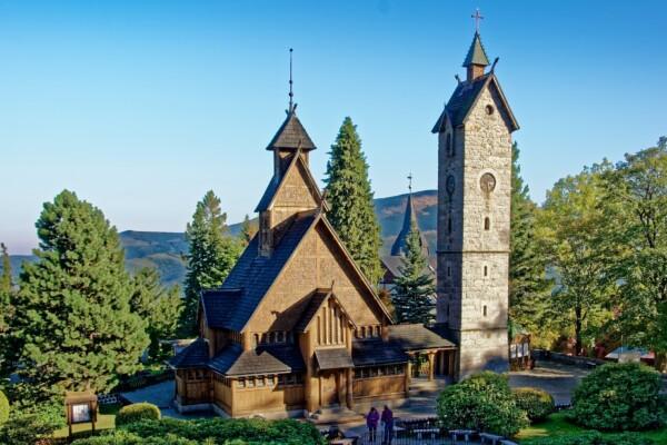 Vang stavkirke i Karpacz