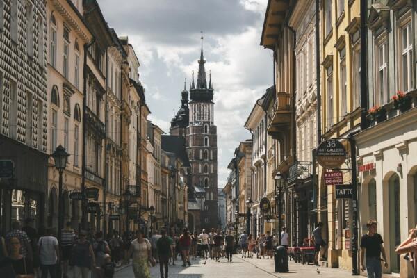 Restriksjoner i Polen 2021